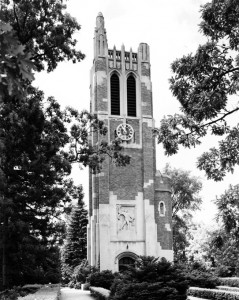 Beaumont Tower.