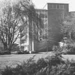 Kresge Art Center 1959, courtesy MSU Archives