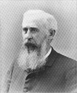 Lewis R. Fisk, courtesy MSU Archives