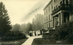 Morrill Hall, early 1900s. Courtesy MSU Archives