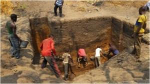 Kongo Kingdom Excavations (2015