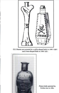 1890's Poison Bottle - Image Source