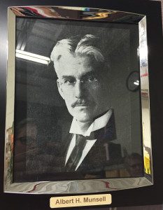 Professor Albert Munsell