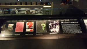 4. Black Studies Books. NMAAHC. Photo Blair Zaid