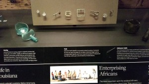 4. Southern US artifacts. NMAAHC. Photo Blair Zaid
