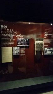 6. Plessy and Washboard Rebelion. NMAAHC. Photo Blair Zaid