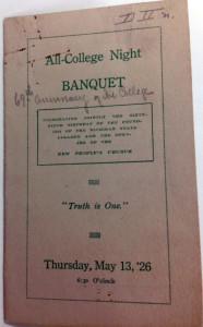 1926 Banquet