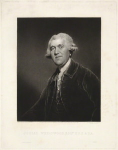 Josiah Wedgewood. Image Source