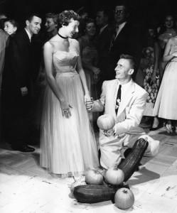 1955 harvest dance