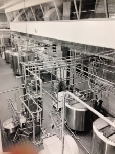 Diary Plant facilities soon after the construction of Anthony Hall Photo courtesy of Dr. John Partridge